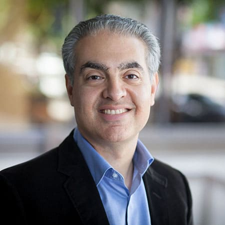Mo Afshar | Co-founder and CEO